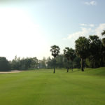 バンコクの超高級ゴルフ場「アルパインゴルフ&スポーツクラブ」でラウンド