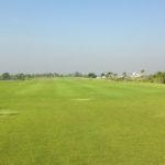 2005年オープンの新しいコース「ベストオーシャンゴルフコース」でラウンド