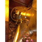 バンコク観光!「ワットポー」で大寝釈迦仏を観てきました。