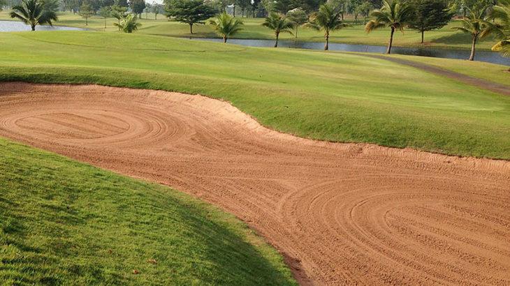 タイ・バンコク ゴルフ旅「ラチャクラムゴルフクラブ」2006年オープンの新しいコースでラウンド