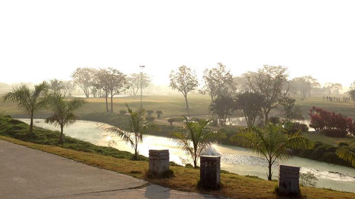 タイ・バンコク ゴルフ旅「ユニランド ゴルフ&リゾート」リーゾナブルなコースでラウンド