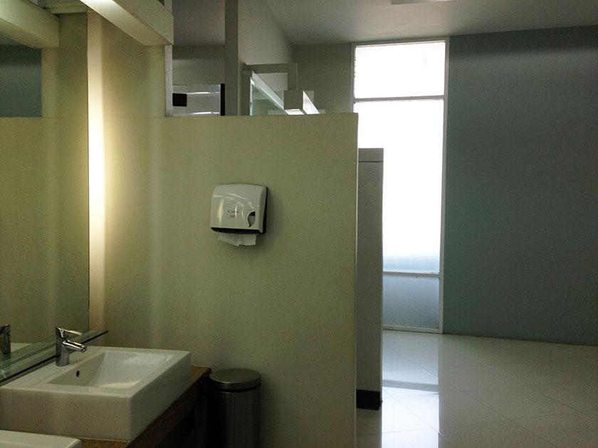 ユニランド ゴルフ&リゾート トイレ
