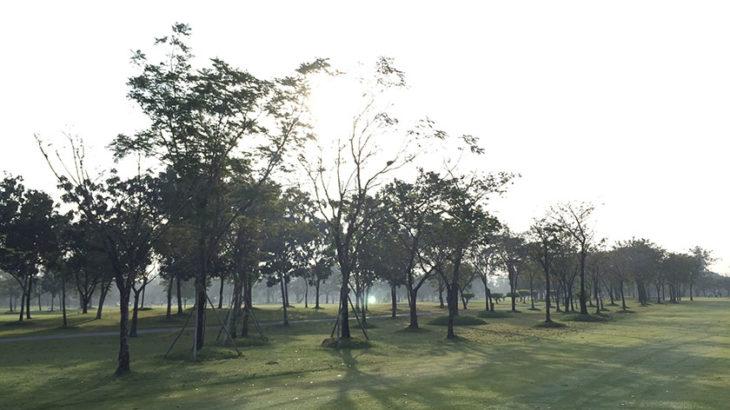 タイ・バンコク ゴルフ旅「キアタニカントリークラブ」日本人に人気(?)のコースでラウンド