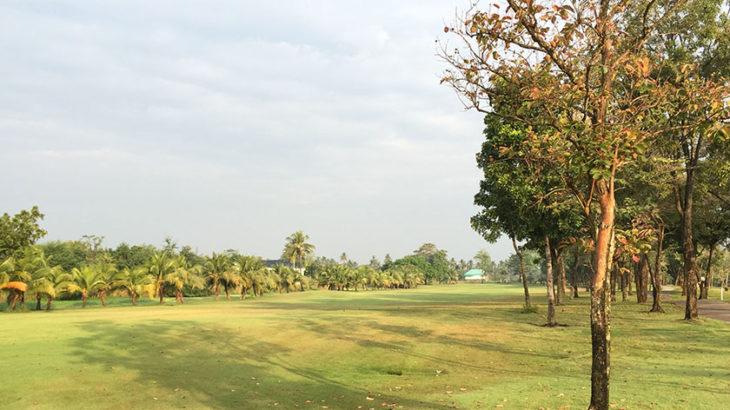 タイ・バンコク ゴルフ旅「クリサダシティゴルフヒルズ」近くてコスパ良いコースでラウンド