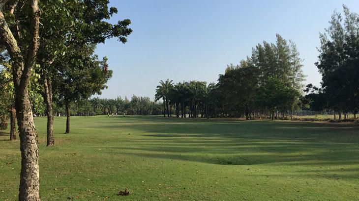タイ・バンコク ゴルフ旅「ウィンザーパーク&ゴルフクラブ」スワンナプーム空港近くのゴルフ場でラウンド
