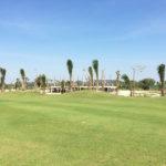 タイ・パタヤ ゴルフ旅「ゴルフパリチャーゴルフリンクス」建設中の新しいゴルフ場でラウンド