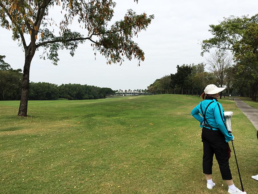 ロータスバレーゴルフリゾート きれいなコース