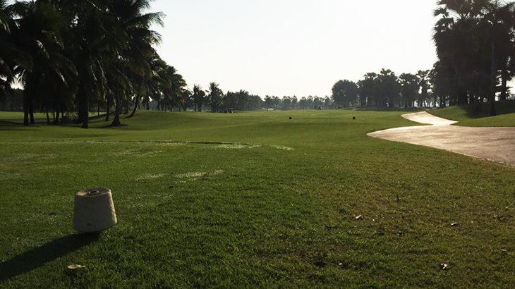 タイ・バンコク ゴルフ旅「スワンゴルフ&カントリークラブ」で通算5回目のラウンド