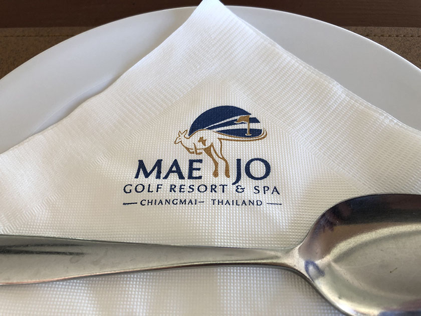 メージョーゴルフリゾート カンガルーのロゴ