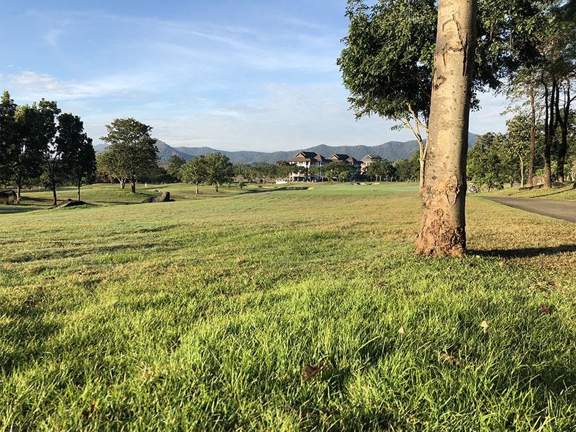 タイ・チェンマイゴルフ旅 一番スコアがよかったチェンマイハイランド