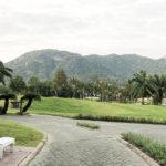 2018年タイ・ホアヒンのゴルフ場「パームヒルズゴルフリゾート&カントリークラブ」でラウンド