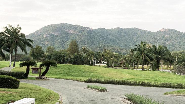 タイ・ゴルフ合宿 ホアヒン編「パームヒルズゴルフリゾート&カントリークラブ」でラウンド