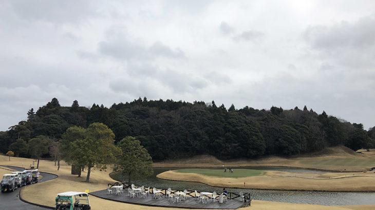 茨城遠征ゴルフ 1日目セントラルゴルフクラブNEWコース&大衆肉料理大幸
