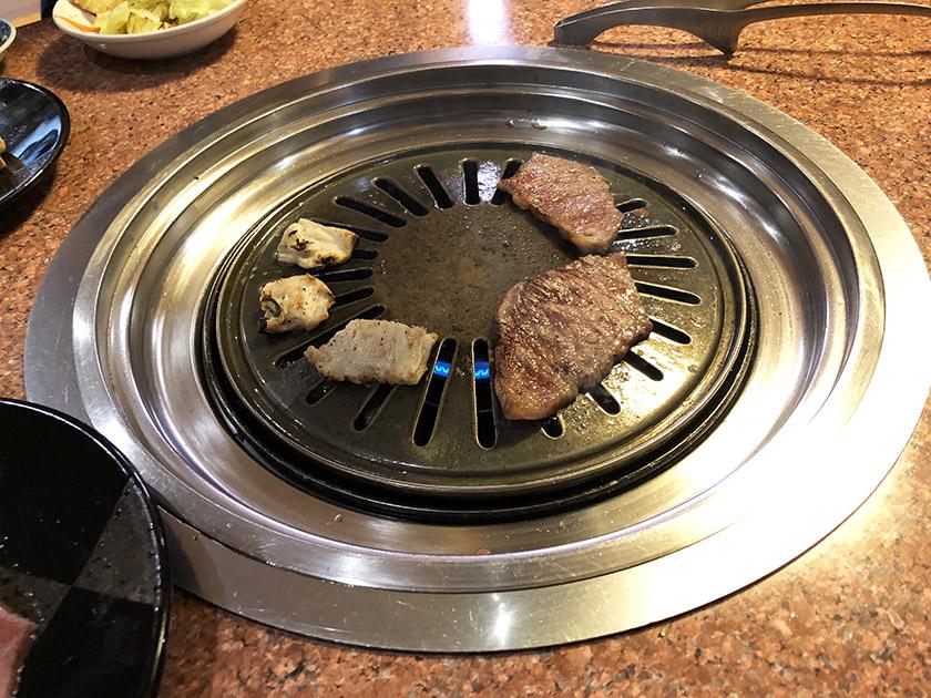 大衆肉料理大幸 炭焼きじゃないけれどうまい