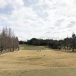 茨城遠征ゴルフ 2日目セントラルゴルフクラブ西コースでラウンド