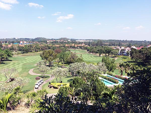 レムチャバンの風景