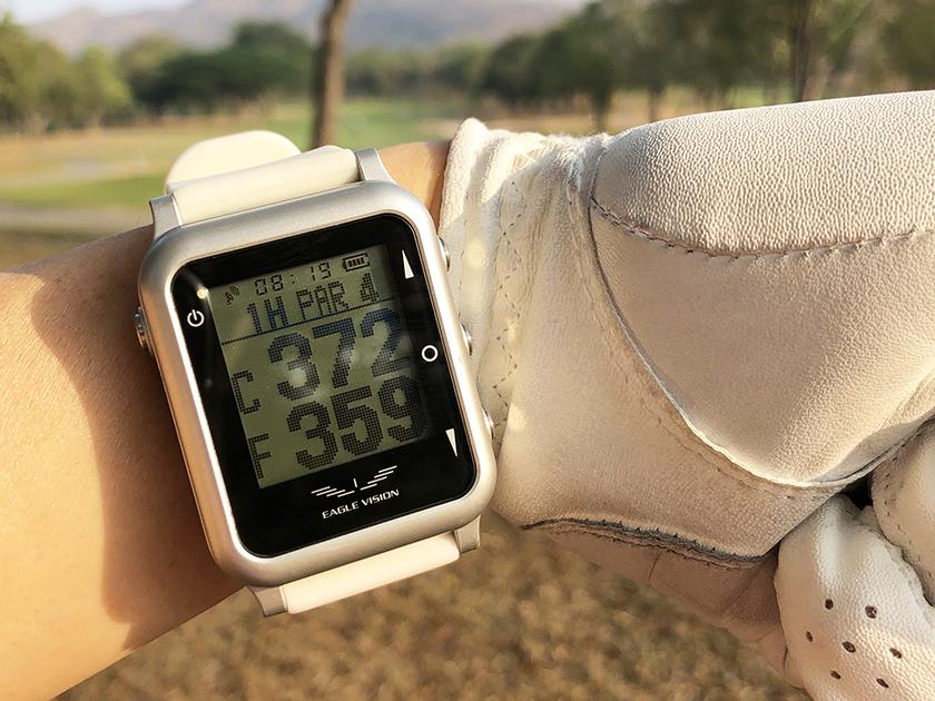 バンプラゴルフクラブ GPSウォッチ