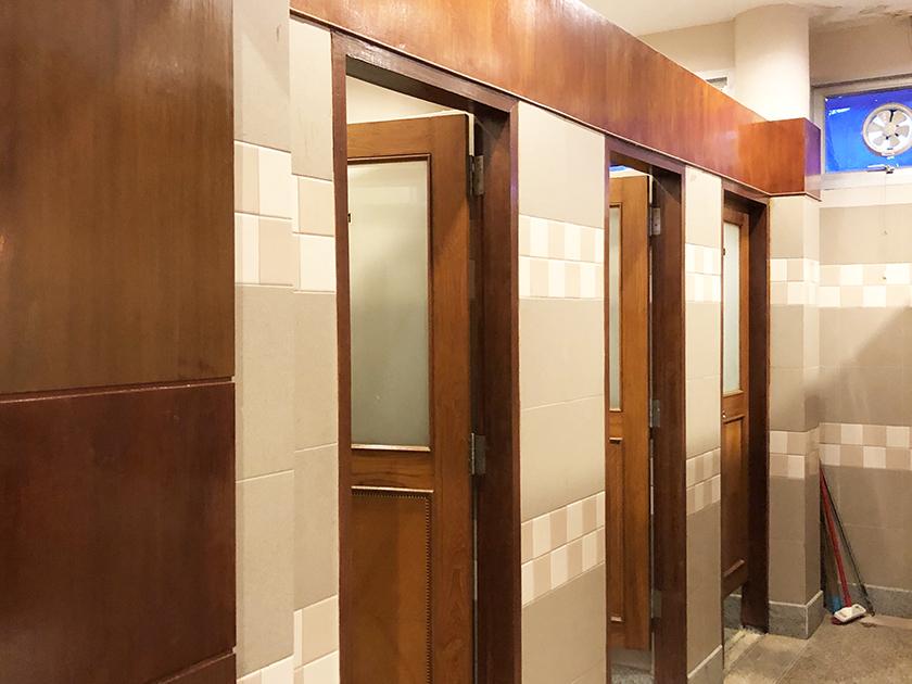 カオキオカントリークラブ シャワールーム