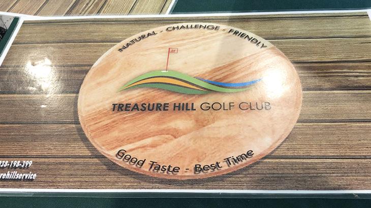 トレジャーヒルゴルフ&カントリークラブ トレジャーヒルも古い